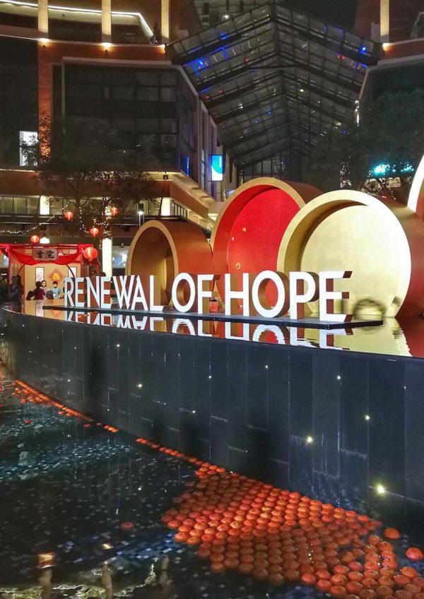 hennessy renewal of hope finale plaza arkadia desa parkcity kam tossing