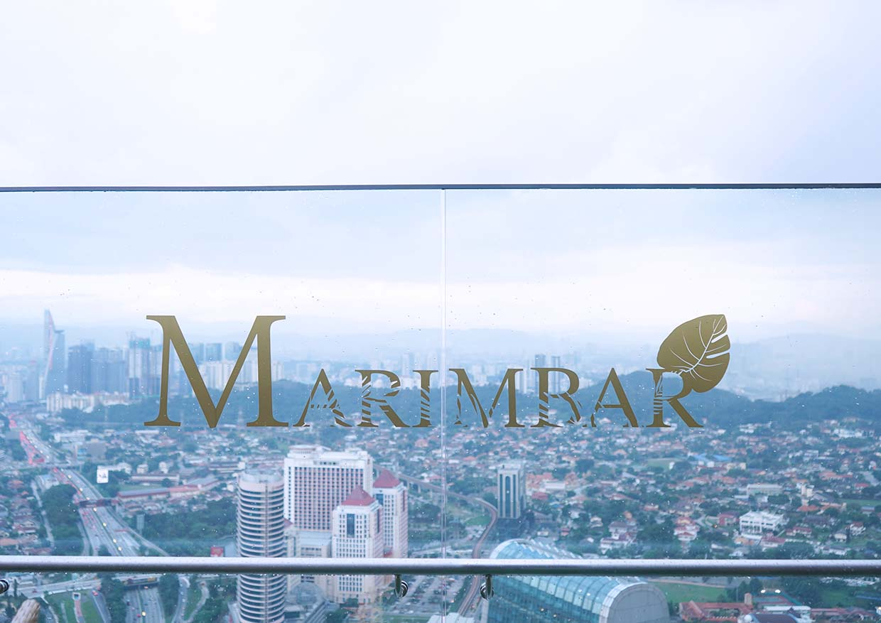 Tropical Rooftop Bar @ Marimbar Petaling Jaya