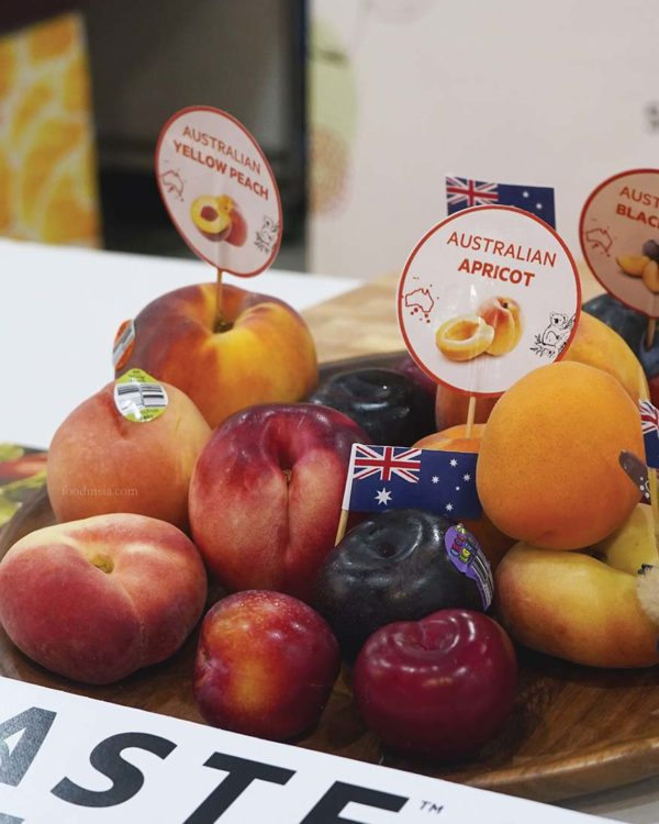 taste australia summerfruits fresh