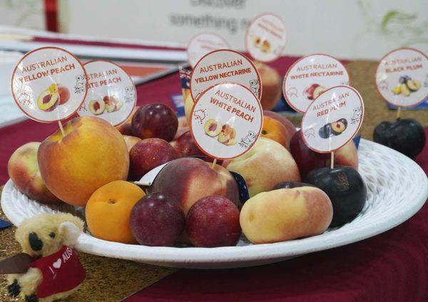 taste australia summerfruits varieties