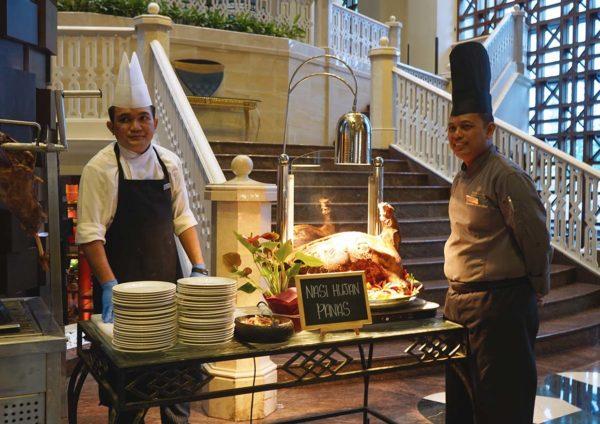 essence sheraton imperial kl hotel fiesta rasa muhibah ramadan buffet chef hazif ramli