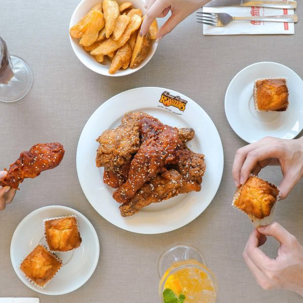 kenny rogers roasters chicken meal