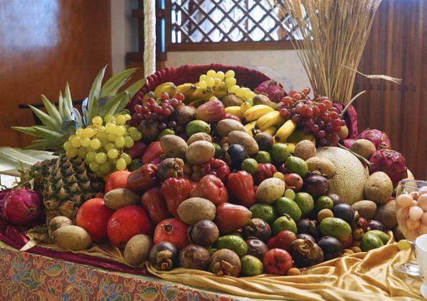 royale chulan kuala lumpur citarasa nusantara ramadan buffet fresh fruit