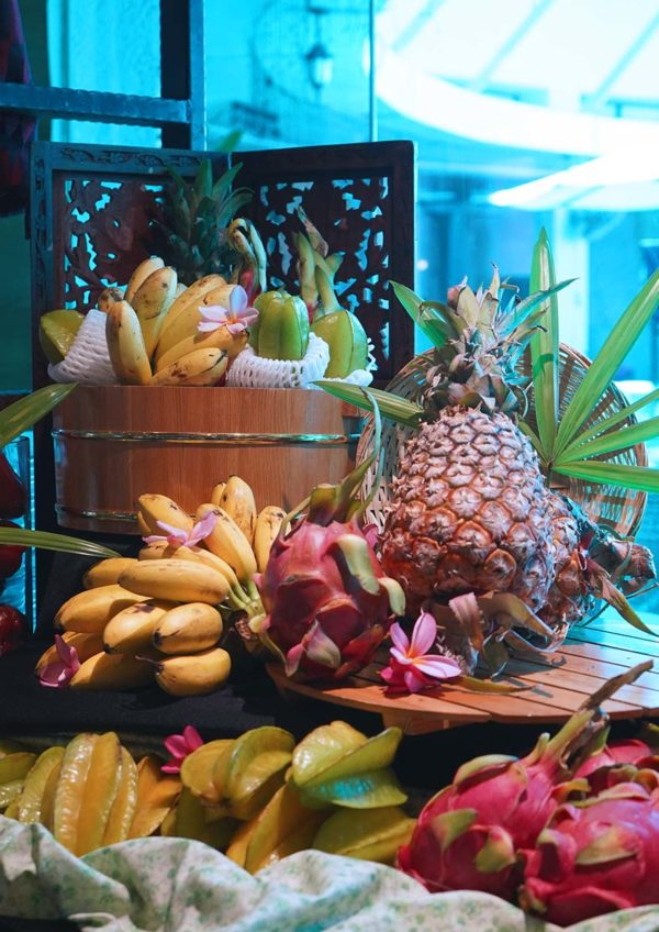 sime darby convention centre truly asia malaysian ramadhan buffet fruit