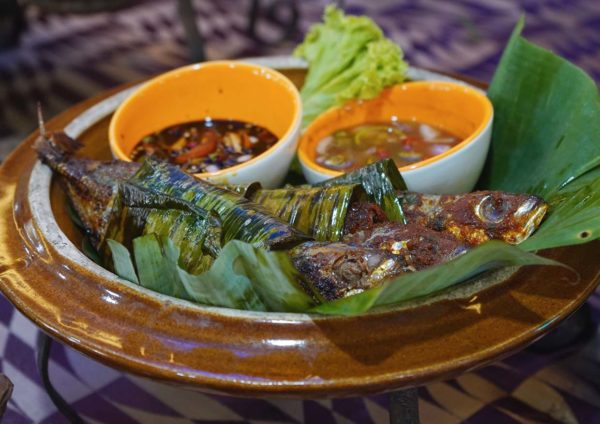 sime darby convention centre truly asia malaysian ramadhan buffet ikan bakar