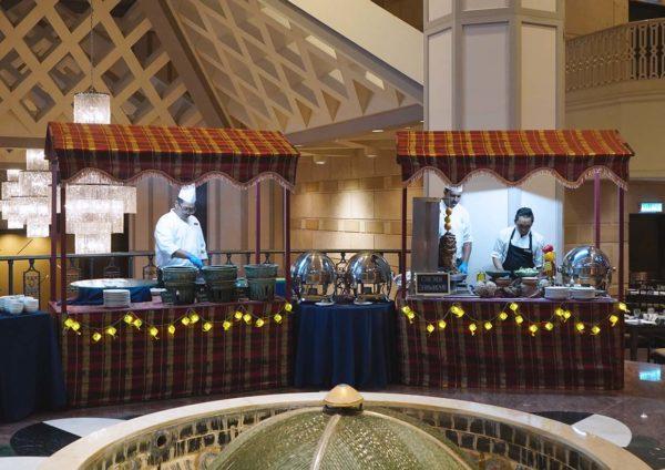 essence sheraton imperial kl hotel fiesta rasa muhibah ramadan buffet live station