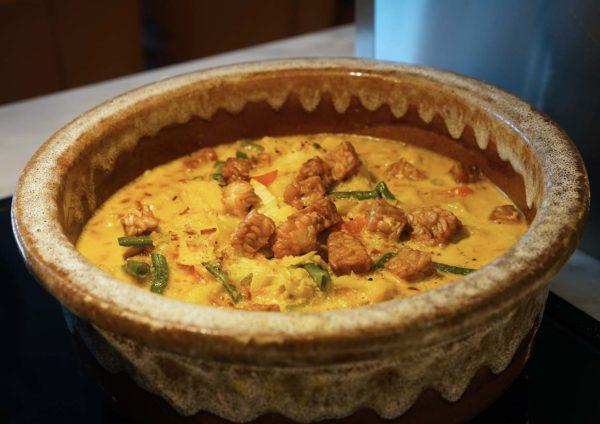 evolution cafe renaissance kl hotel selera a la kampung ramadan buffet sayur lodeh