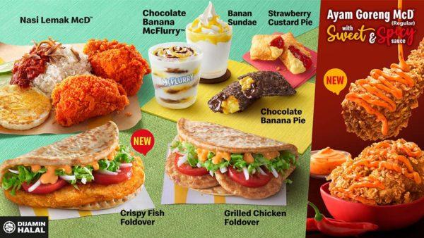 mcdonalds malaysia ramadan menu favourites