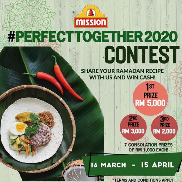 mission foods perfecttogether2020 ramadan recipe contest