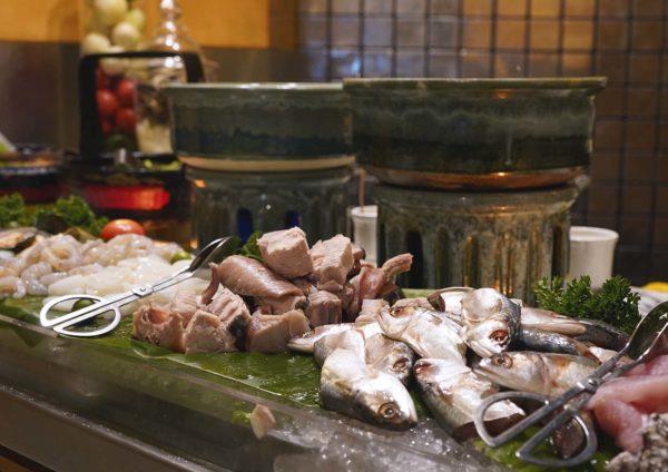 the living room the westin kl indahnya ramadan buffet asam pedas selat melaka