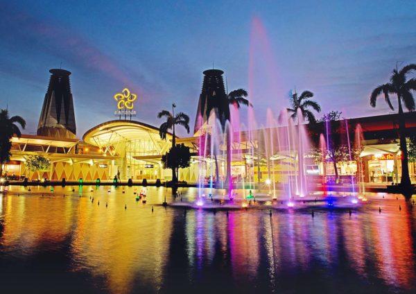 hari raya aidilfitri alamanda shopping centre putrajaya