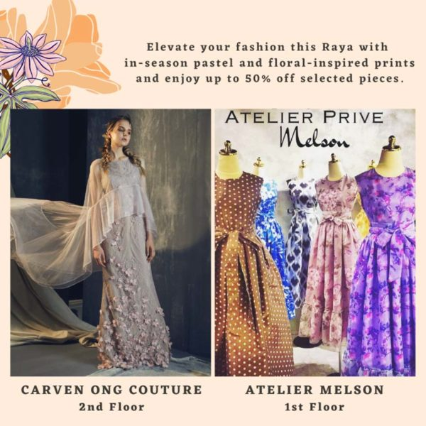 intermark mall kuala lumpur raya of love atelier melson carven ong couture