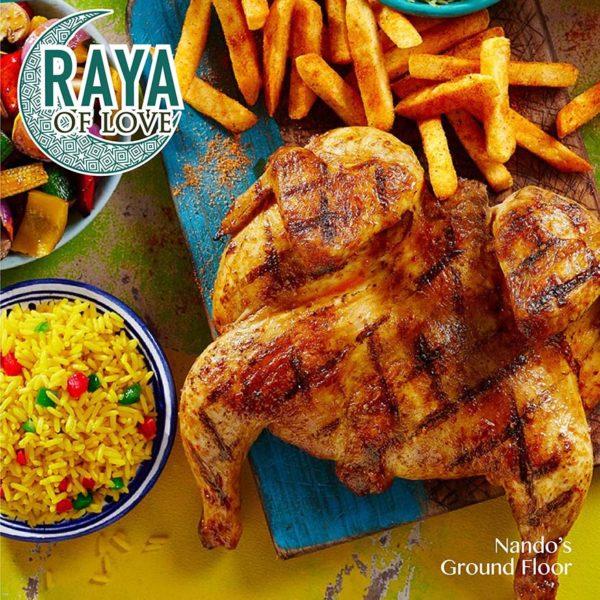 intermark mall kuala lumpur raya of love food and beverage