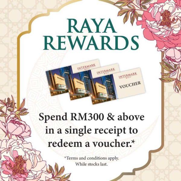 intermark mall kuala lumpur raya of love rewards
