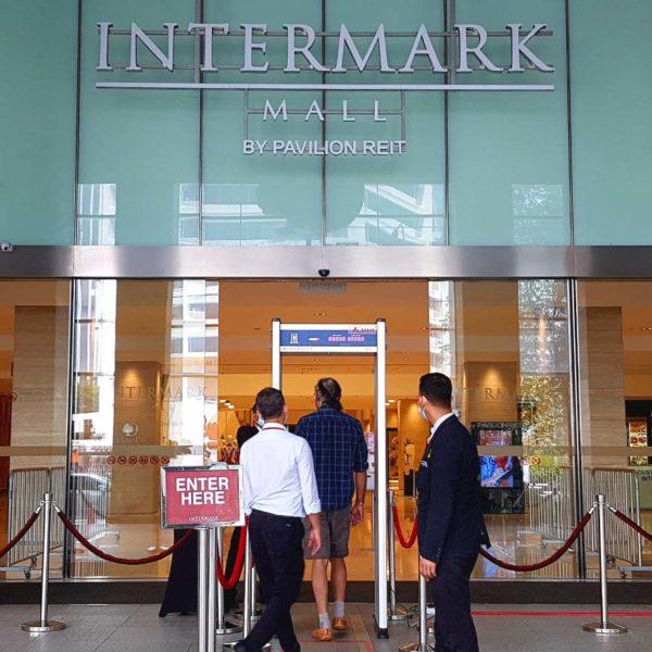 intermark mall kuala lumpur raya of love temperature screening