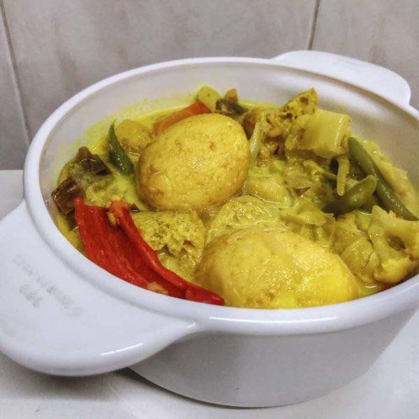 kontiki restaurant the federal kl ramadan set menu online delivery egg lodeh