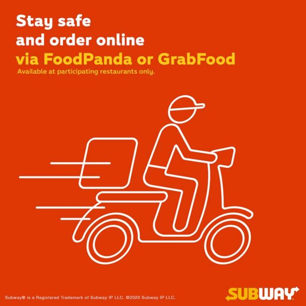 subway malaysia discover and pay forward campaign food delivery