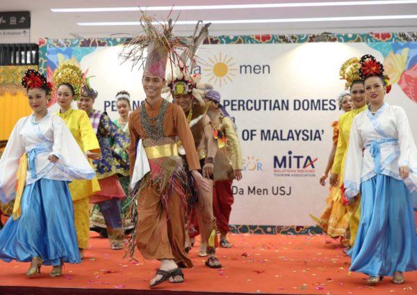 a taste of malaysia damen mall usj cultural dance