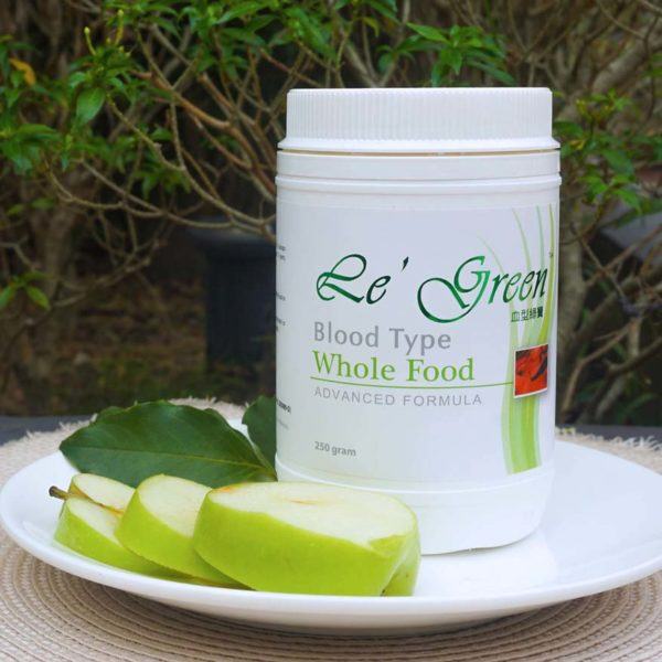 le green complete cell nutrition whole food according blood type battle mind