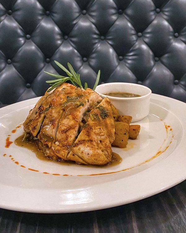 pier 12 seafood tavern kuala lumpur chicken roulade