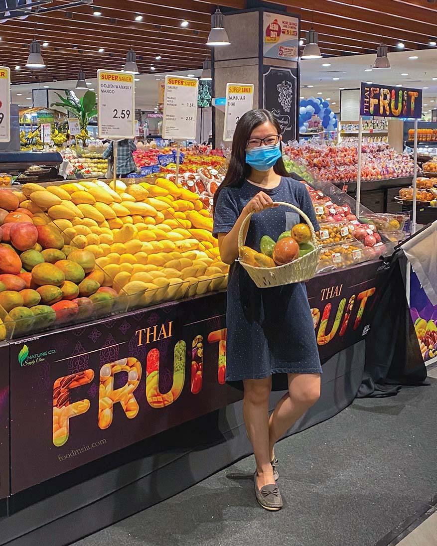 Sweet & Juicy 'Thai Fruit Extravaganza' @ AEON Malaysia