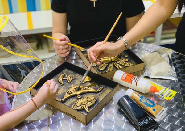 da men usj wonders of malaysia merdeka celebration global art