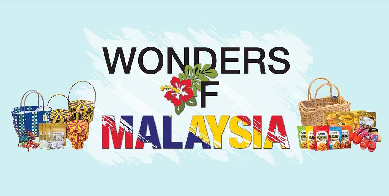 Celebrate Merdeka With 7 'Wonders of Malaysia' @ Da Men USJ