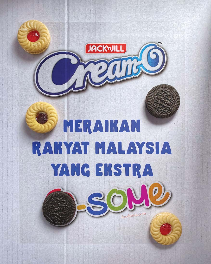 "Thank You ""Ekstra O-Some"" Frontliners @ Cream-O"