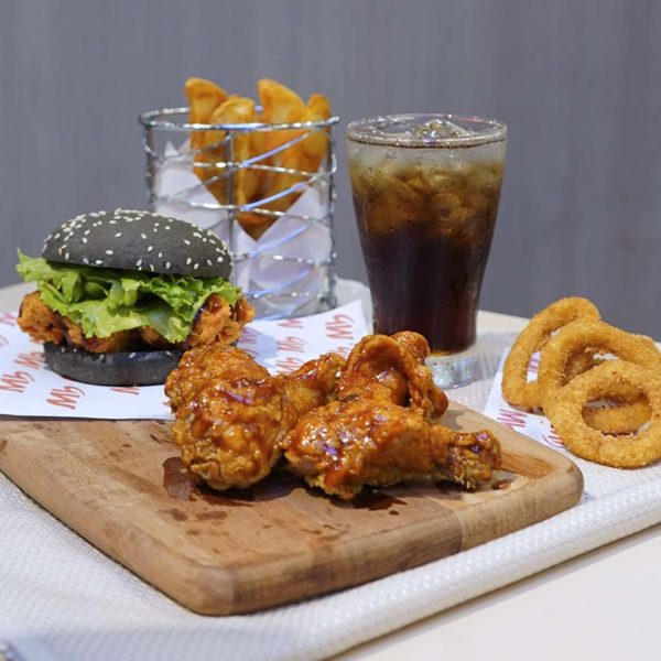 marrybrown malaysia sos bbq combo meal