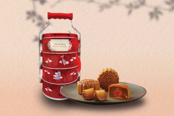 new world pj hotel timeless traditions mooncake tiffin carrier