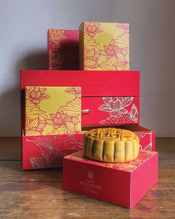 enchanting millennium mid-autumn mooncake lai ching yuen grand millennium gift box