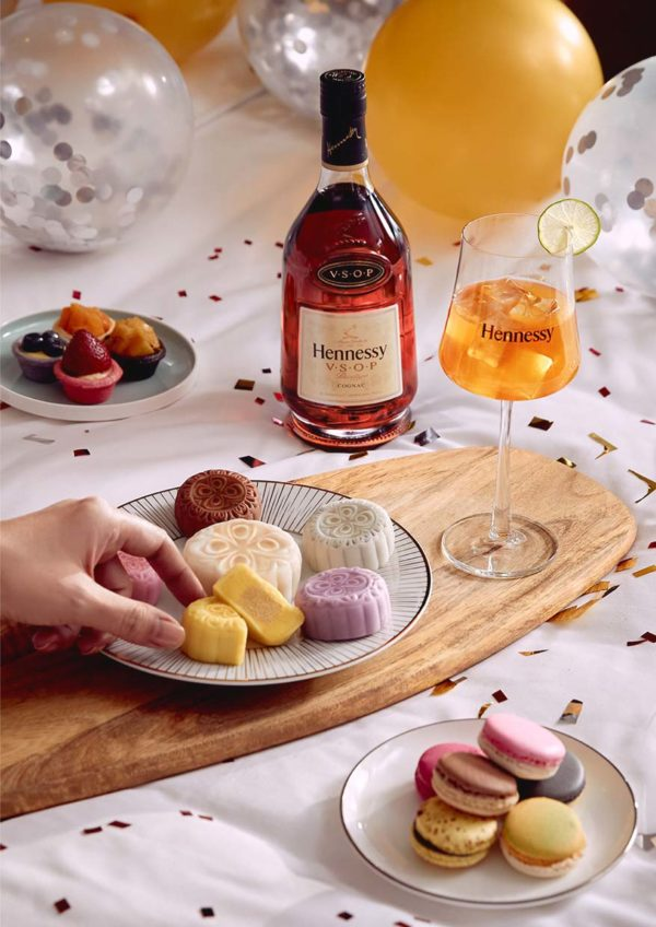 hennessy firsts mid-autumn festival bottle vsop privilege