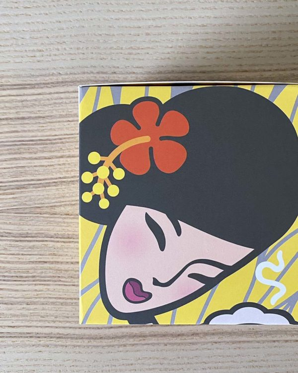 purple cane mid-autumn festival tea mooncake box packaging