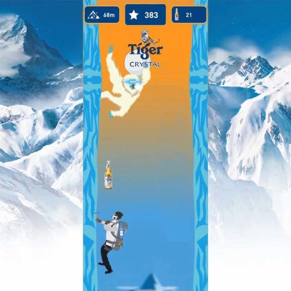 tiger beer street food virtual festival harvinth skin gameplay