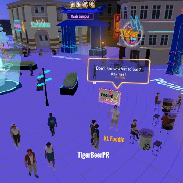 tiger beer street food virtual festival kl foodie