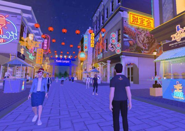 tiger beer street food virtual festival online experience