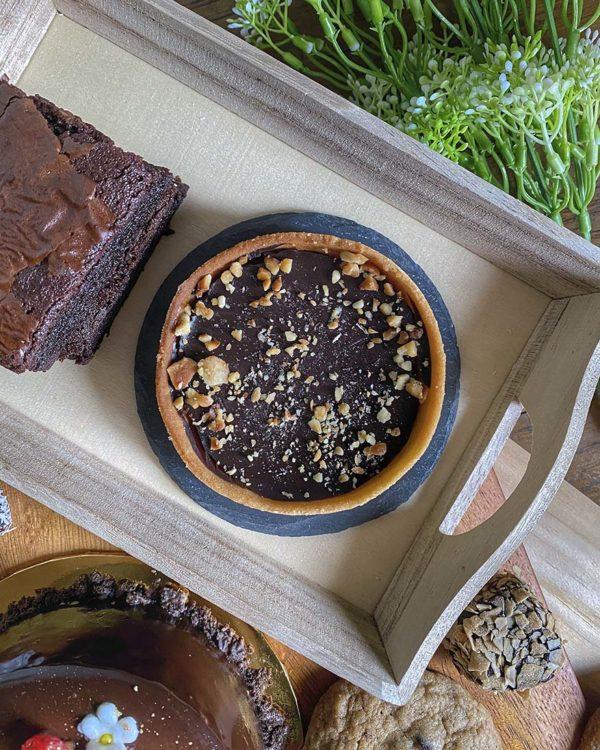 chris kitchen kl home based bakery chocolate tart