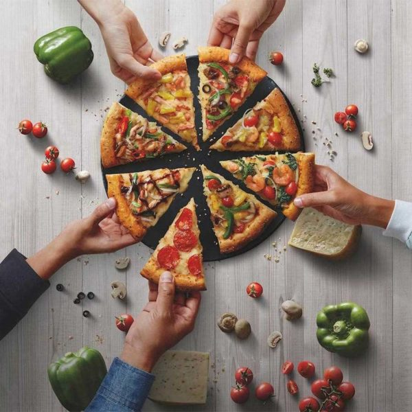 dominos pizza everyday value take away