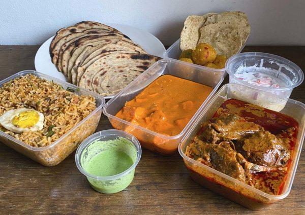 passage thru india deepavali menu festive set