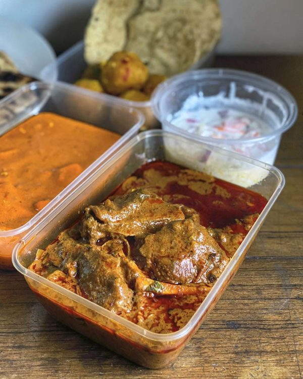 passage thru india deepavali menu mutton perattal