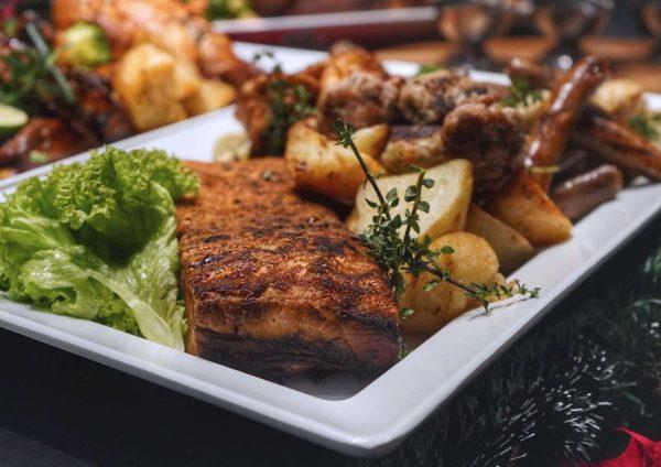 rockafellers changkat bukit bintang kl christmas menu meat roasted pork belly
