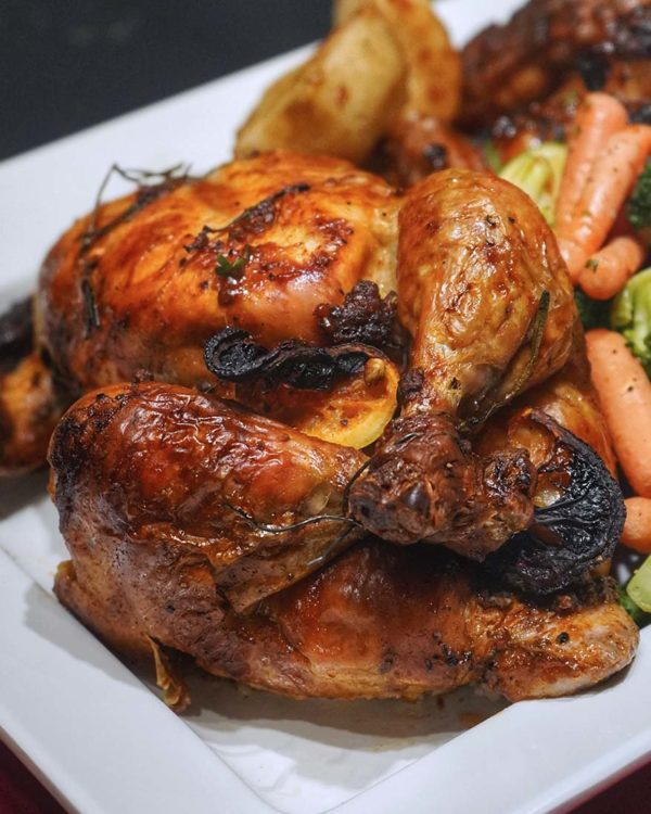 rockafellers changkat bukit bintang kl christmas menu meat chicken