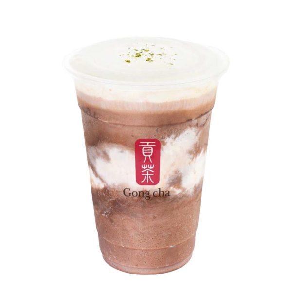 shopee 1111 big sale gong cha earl grey chocolate smoothie