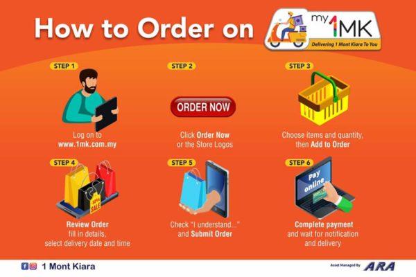 1 mont kiara my1MK delivery platform steps