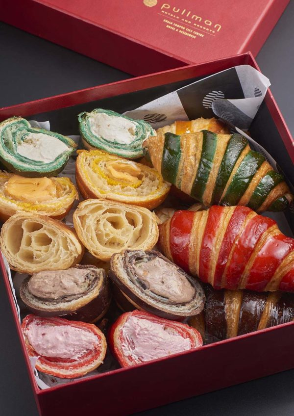 party food delivery pullman klcc flavourful croissants box