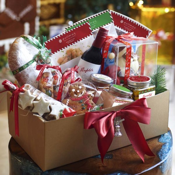 pullman klcc christmas new year celebration gift box