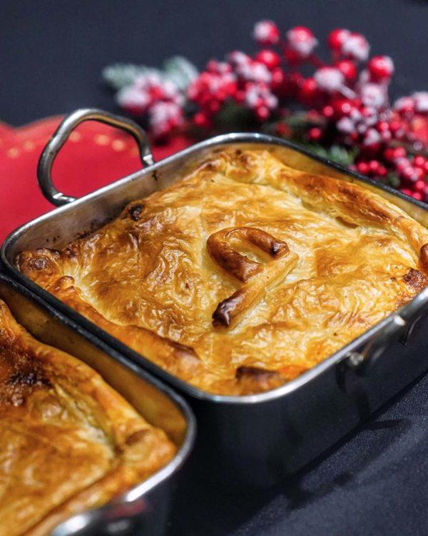 rockafellers changkat bukit bintang kl christmas menu pie