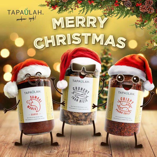 tapaulah christmas season festive gift boxes