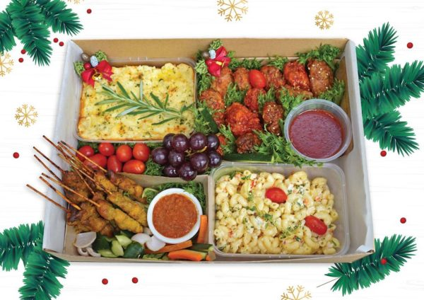 tapaulah festive season holiday christmas platter