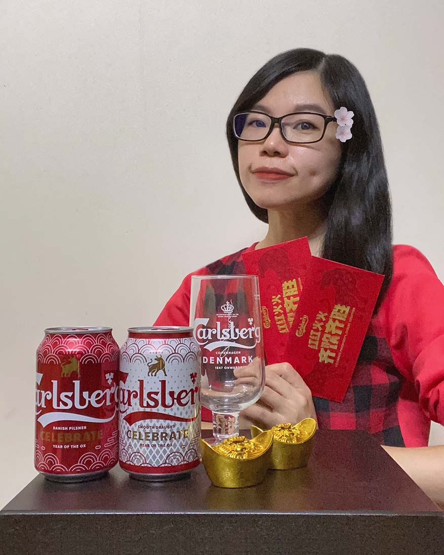 'Celebrate Prosperity Cheers Together' With Carlsberg This CNY
